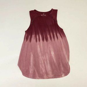 * American Eagle Soft Sexy Tank Top Ombre Pink